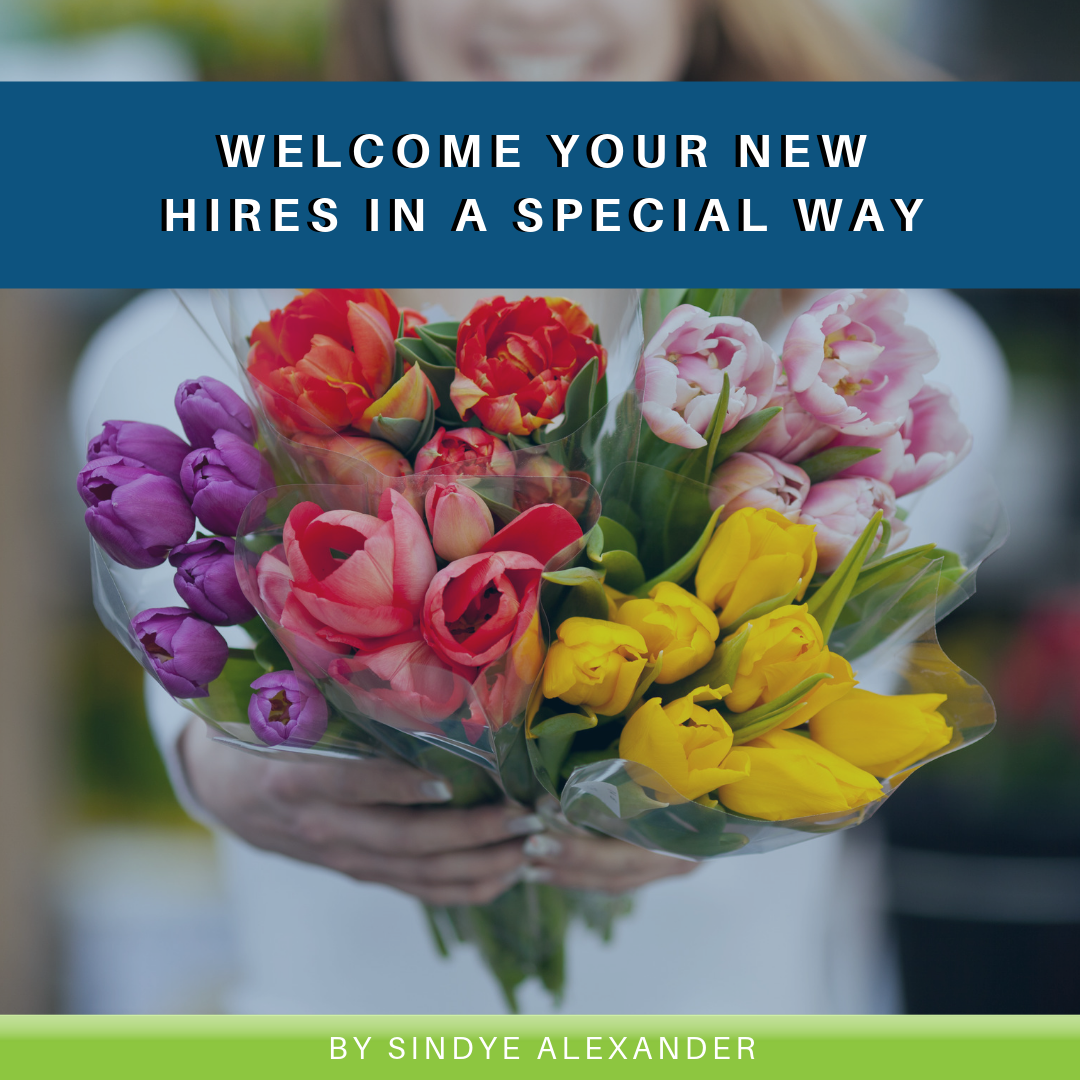 Welcome Your New Hires in a Special Way