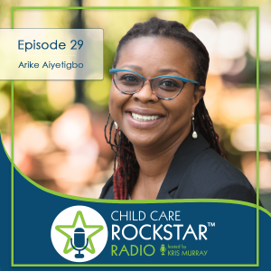 Creating Montessori Centers of Excellence in London and Beyond — Arike Aiyetigbo