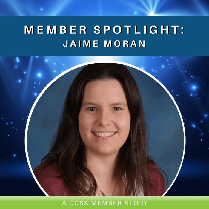 Member Spotlight: Jaime Moran