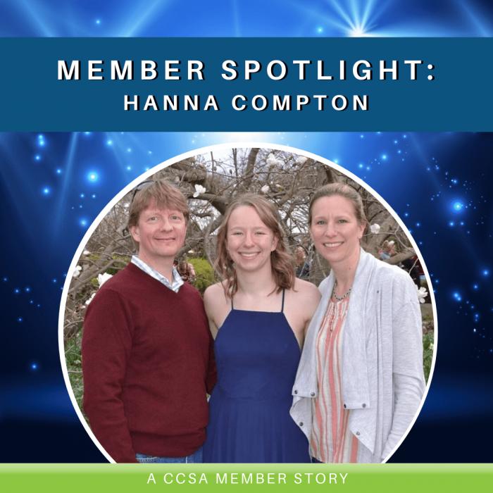 Member Spotlight: Hanna Compton