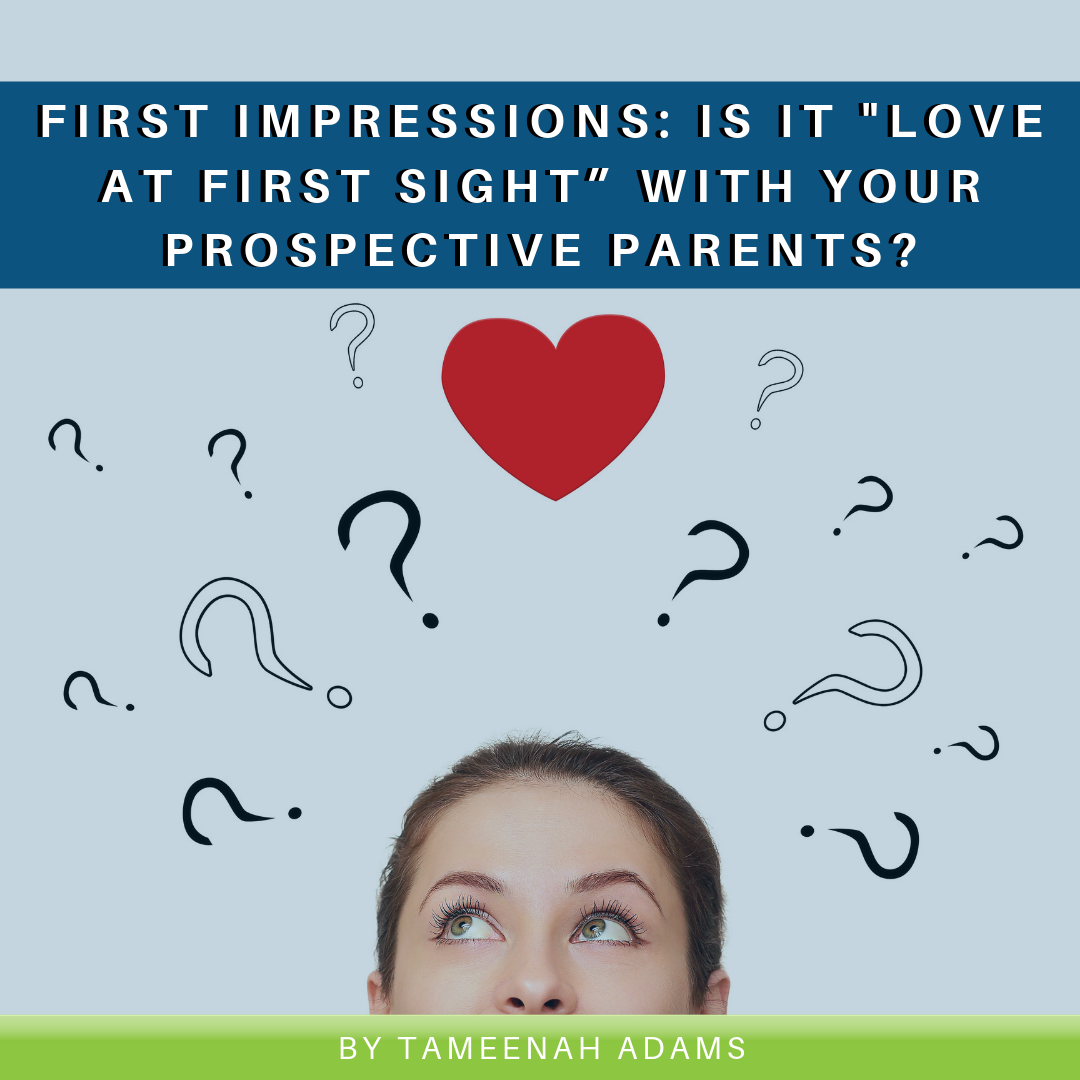 "First Impressions: Is it ""LOVE at First Sight"" with Your Prospective Parents?"
