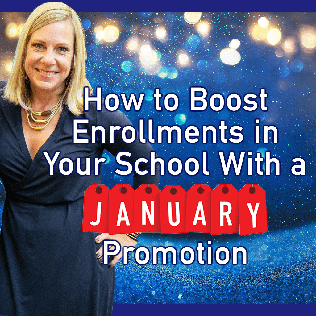 How to Boost Enrollments in Your School With a January Promotion