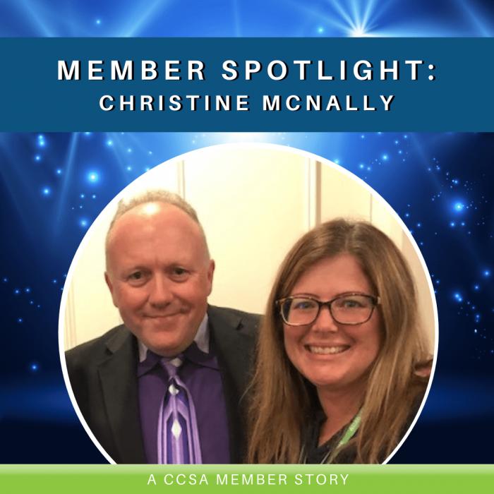 Member Spotlight: Christine McNally
