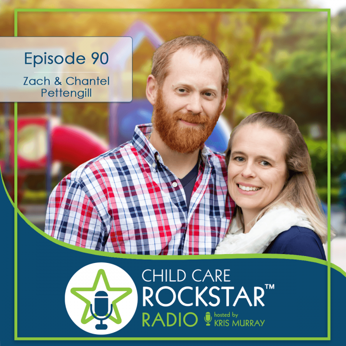 A Dream of 10 Schools and a Cabin in the Woods with Chantel & Zack Pettengill