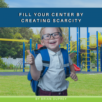 Fill Your Center by Creating Scarcity (1)