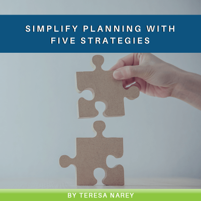 Simplify Planning With Five Strategies-min