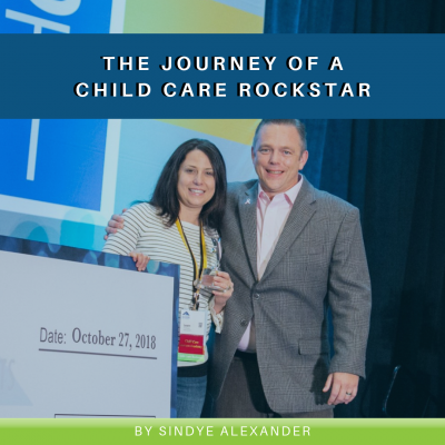 The Journey of a Child Care Rockstar